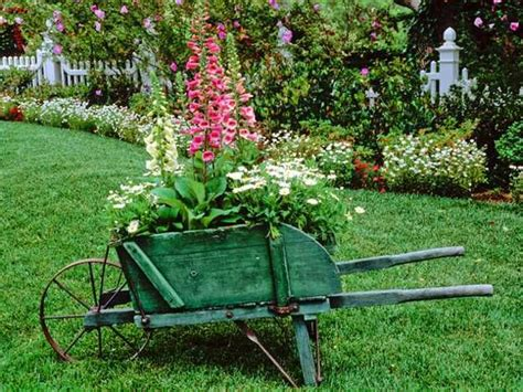 280 Best Images About Garden On Wheels... On Pinterest