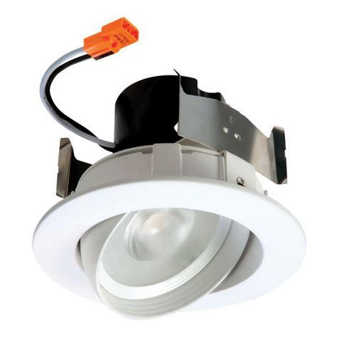 4 inch led recessed lighting cooper lighting ra406927nflwh halo recessed mount ra4