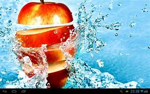 Fruits in water live wallpaper - Android Apps on Google Play