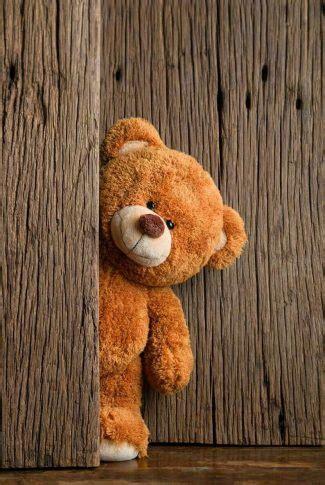 playing teddy bear wallpaper cellularnews