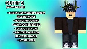 10 AWESOME ROBLOX OUTFITS!!!! - YouTube