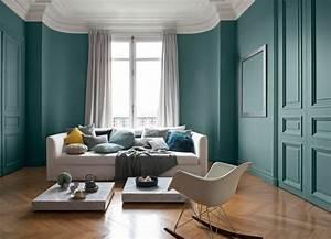 Rideau Bleu Pastel : peinture bleu 12 couleurs bleut es pour repeindre son int rieur c t maison ~ Teatrodelosmanantiales.com Idées de Décoration