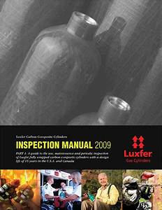 Luxfer Carbon Composite Cylinders Inspection Manual 2009