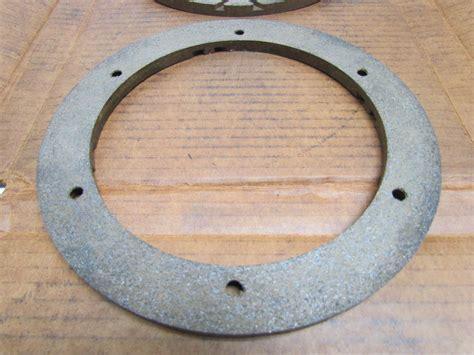 Horton Nexen Facing Friction Disc Pad Brake Clutch 9x6-3