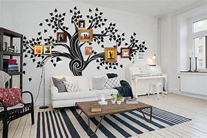 nursery large photo family tree picture frames frame trees With what kind of paint to use on kitchen cabinets for wall art decals trees
