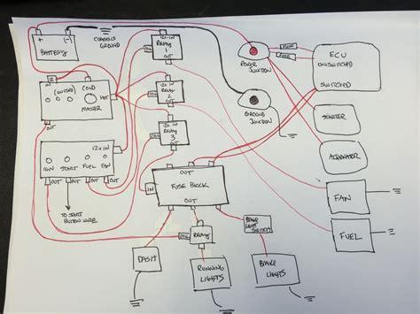 drag car wiring kits wiring diagram