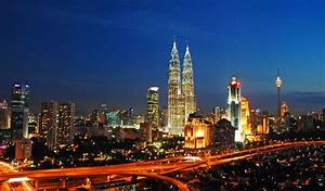 Cities, highlands & coasts in Western Malaysia