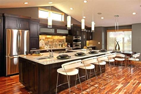 country kitchen islands with seating kitchen island seating view in gallery large kitchen 8446