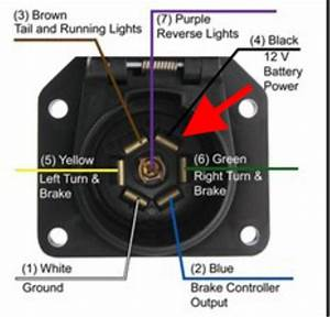 Parts Needed To Have 12v Trailer Battery Charging Circuit On 7