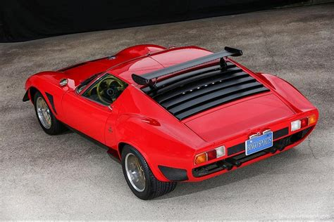 Jota Svr The Lamborghini Miura The Definitive Is For Sale
