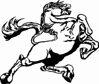 Mustang Ford Drawing Football Found Boy Google