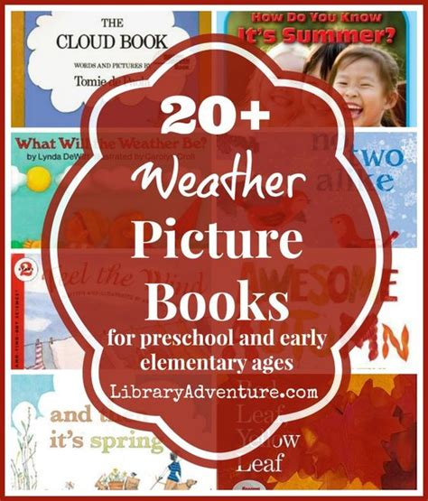 weather books for and preschool on 828 | 1abe0e4420d8a94956bbe2f01137b0a4