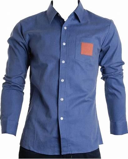 Plain Denim Shirt Transparent Purepng Clothing