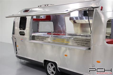 remorque cuisine remorque airstream diner one quot food truck quot pch automotive