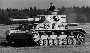Panzer IV, German Tank, German Army, World War II