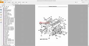 Kubota Excavator Kx41hs  No55001  Parts Manual
