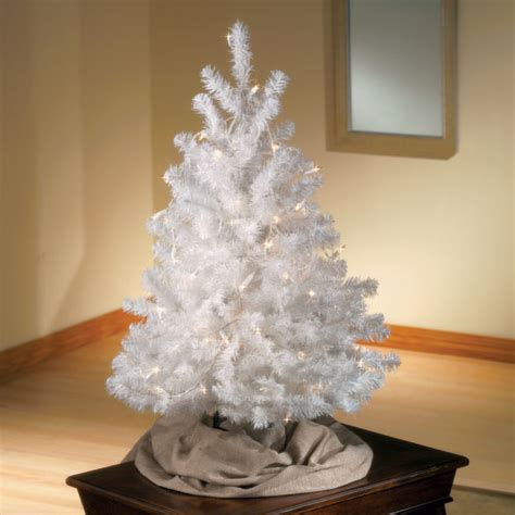 table top white christmas tree artificial decorative trees decorative trees for home walter drake