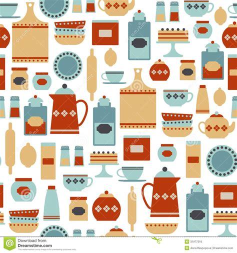 kitchen patterns and designs kitchen pattern royalty free stock image image 31977316 5502
