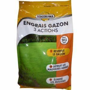 Engrais Gazon Naturel : engrais desherbant gazon ~ Premium-room.com Idées de Décoration