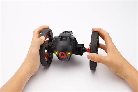 juguete mini drone jumping parrot  camara color negro  en mercado libre