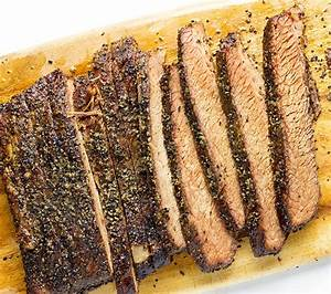 Smoked Beef Brisket Recipe  Step By Step Instructions