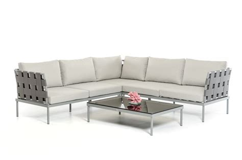unique glass coffee tables renava htons modern outdoor sectional sofa set