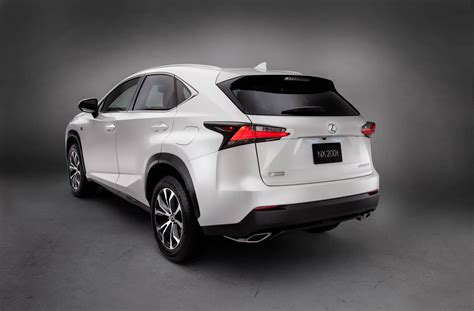 lexus nx  benefiting     liter