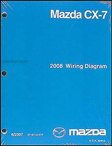 2008 Mazda Cx 7 Wiring Diagram Manual