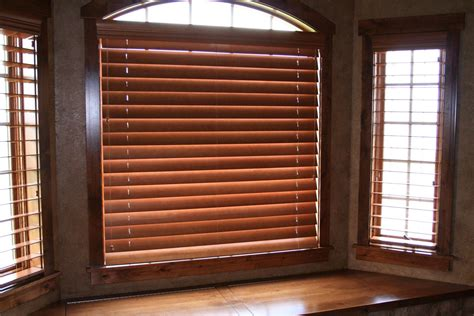 Custom Wood Blinds by Custom Wood Blinds Miami Florida Wooden Faux Wood