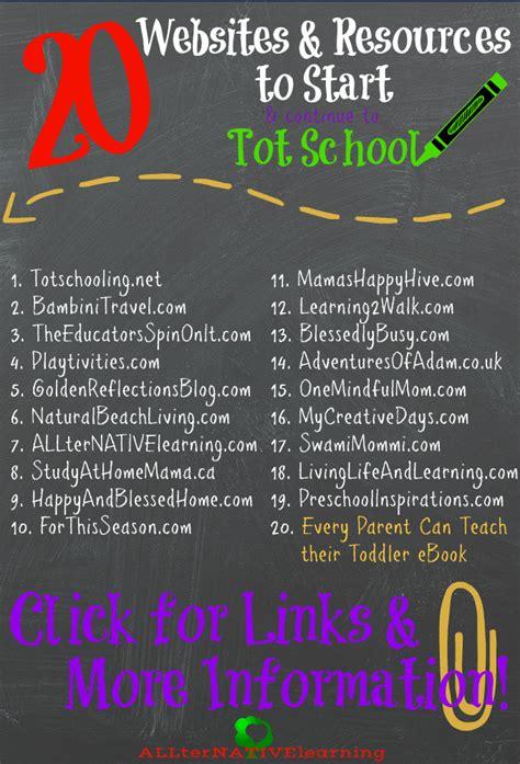 20 websites amp resources to start tot school montessori 991 | e71eb7cb744836da8291bb6b75ffdb71