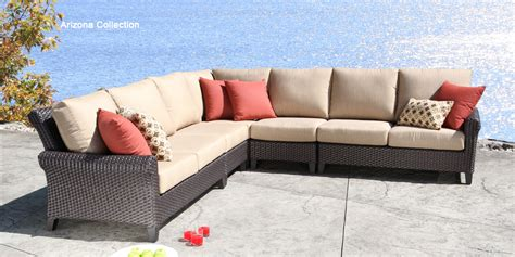 how to choose the contemporary outdoor sectional