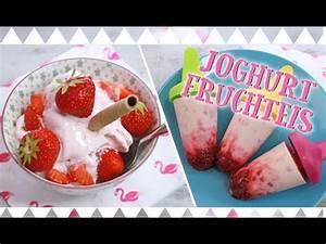 Eis Selber Machen Rezept Ohne Eismaschine : joghurt fruchteis selber machen gesundes eis rezept mit ohne eismaschine z b am stiel ~ Orissabook.com Haus und Dekorationen