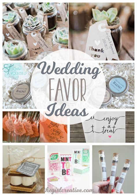 wedding favor ideas party ideas budget friendly