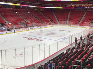 Section 113 At Little Caesars Arena Detroit Red Wings