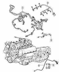 2014 Dodge Grand Caravan Wiring  Engine  Vvt