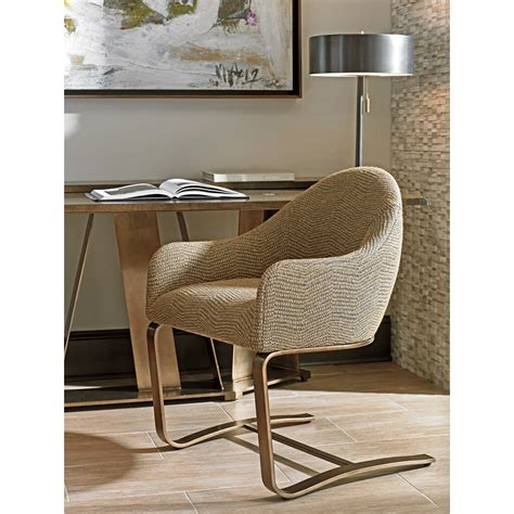 upholstered desk chair with arms sligh cross effect contemporary upholstered desk chair