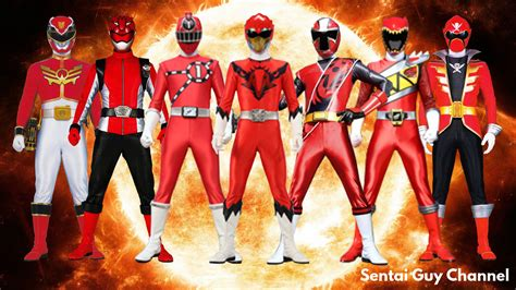 all rangers of sentai 1975 2016 doovi