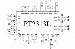 Pt2313 - 4 Channel