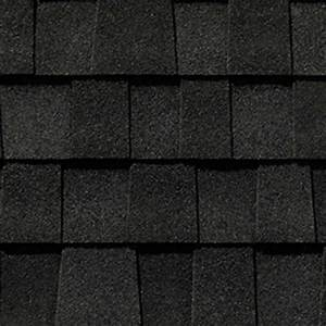 """Mystique 42"" Roofing Shingle - Shadow Black RONA"