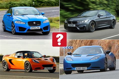 best used sports cars for less than 163 35 000 what car