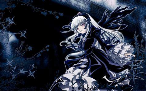 Anime Wallpaper 1280x800 - wallpaper 1280x800 rozen maiden white hair anime