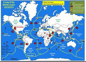 Plate Tectonics Mapping Activity | My blog