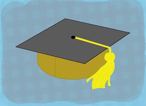 graduation hats  steps  pictures