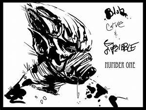 Blobcarvescribble 1 By Michaeljaecks On Deviantart