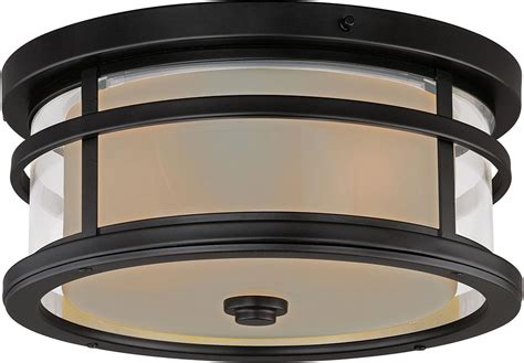 vaxcel t0090 cadiz rubbed bronze exterior flush mount
