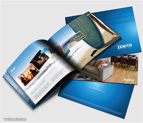 Software For Designing Brochures by 50 Creative Corporate Brochure Design Ideas For Your