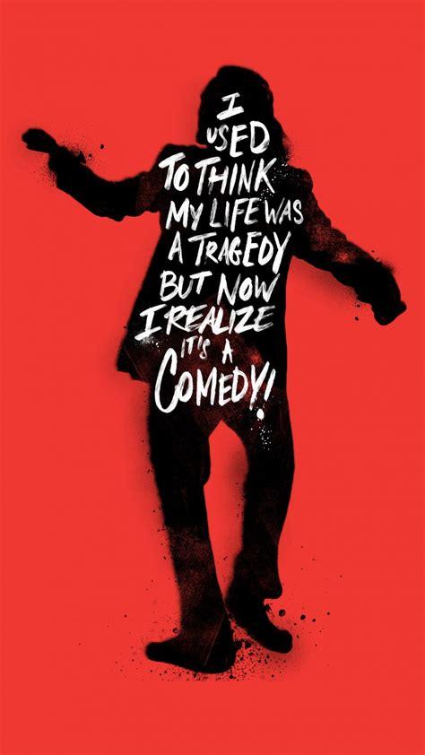 joker   quote wallpaper  inspirationde