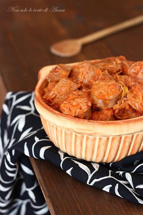 crauti in scatola come si cucinano ricetta bigos spezzatino polacco con crauti non