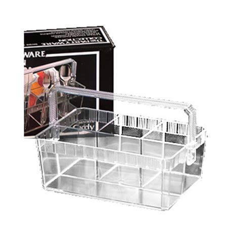 acrylic  compartment buffet caddy holders bakedecocom