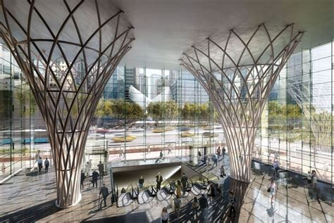 Winter Garden City by New Look For The Winter Garden Archdaily